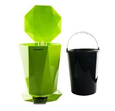 بهترین نوع سطل زباله پلاستیکی