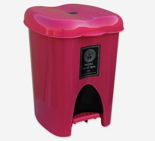 سطل زباله پلاستیکی اداری