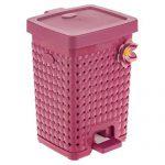 جدیدترین سطل زباله پلاستیکی پدالی